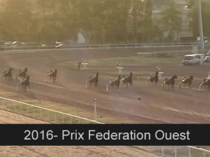 2016 - Prix Federation Ouest